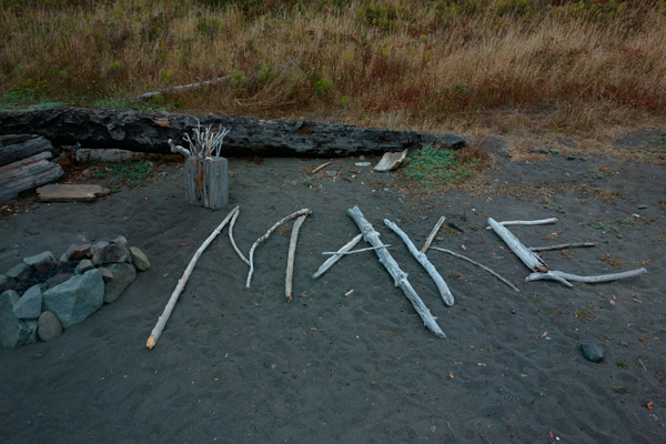 make driftwood